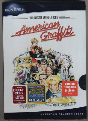 American Graffiti * Universal 100Th Anniversary Edition * Dvd * New & Sealed