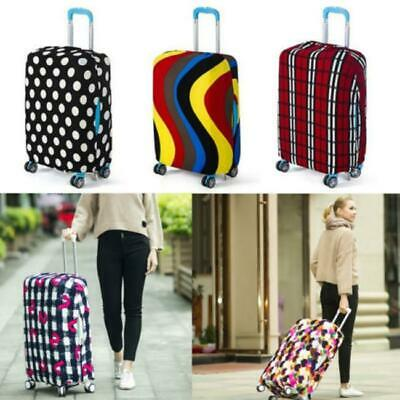 Travel Luggage Cover Protector Elastic Suitcase Dustproof Cover Case BL3