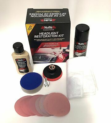 Holts Headlight Restoration Kit Quick & Easy Fast Reliable Delivery Top Brand