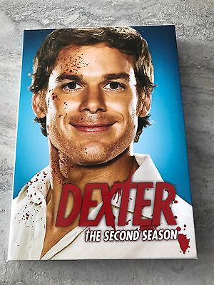 Dexter Second DVD Season Two 2 Like New See Picture