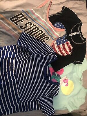 Girls 8/10 Clothing Lot