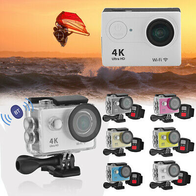 H9R WIFI 1080P Ultra 4K Sport Action Waterproof Camera Travel Camcorder