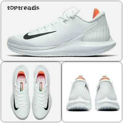 4ea488f0ea Nike court air zoom zero HC women's tennis shoes UK 6 EUR 40 (AA8022 106