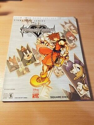 Kingdom Hearts Chain of Memories - Official Strategy Guide