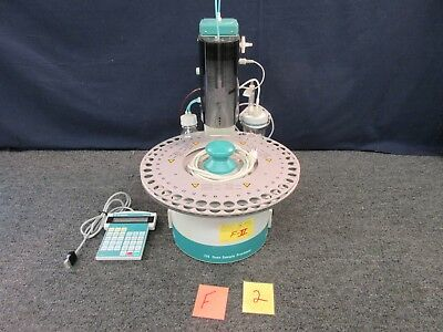 Metrohm Oven Sample Processor 774 Laboratory Controller Equipment 801 Stirrer