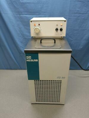 Neslab Endocal RTE-100 Refrigerated and Heated Recirculating Water Bath Chiller