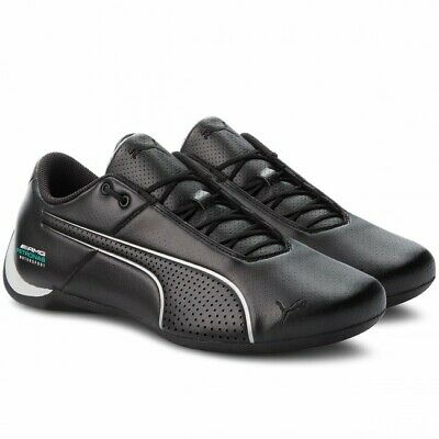 ebb580e261a Mens Puma Mercedes Amg Petronas Future Cat Ultra F1 Black Motorsport Racing  Shoe