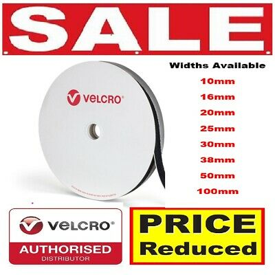 Velcro® Genuine Brand Ps14 Self Adhesive Stick On Tape Hook & Loop Strips Cheap