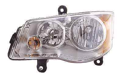 New Dodge Grand Caravan 2011 2012 2013 2014 2015 2016 left driver headlight