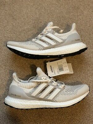 20cf016e8 NEW IN BOX Adidas Ultra Boost 1.0 LTD Cream White Chalk UK 11 US ...