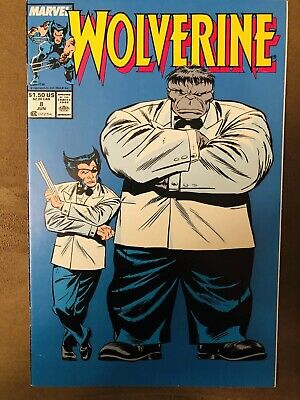Wolverine Comic 8 VF To NM Condition