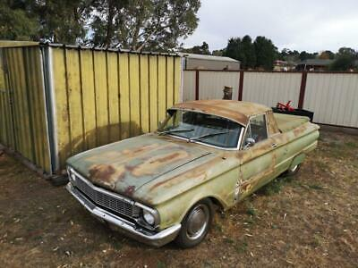 Ford Falcon Ute V8 Engineered