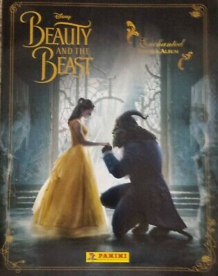 Disney beauty and the beast stickers