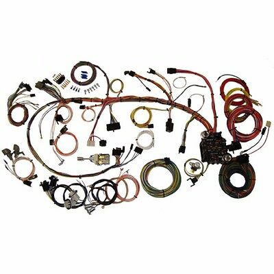 1970-73 Chevy Camaro American Autowire Classic Update Wiring Harness  510034