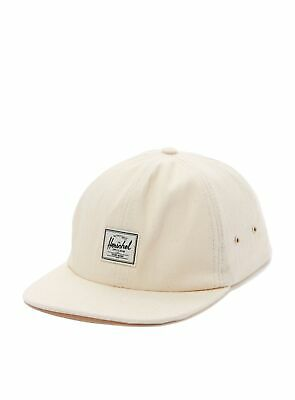 f127b833a1c Herschel Supply Co. NEW Natural One Size Adjustable Albert Baseball Cap  40  373