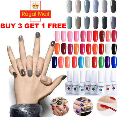 15ML GEL LAB Soak Off  UV LED Gel Polish Base Top Coat Manicure Varnish Lacquer.
