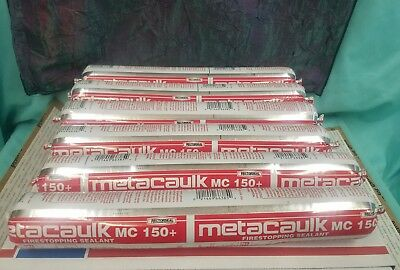 6 Rectorseal Metacaulk Mc 150+ Firestopping Sealant Brand New  🤗*Free S&H*🤗