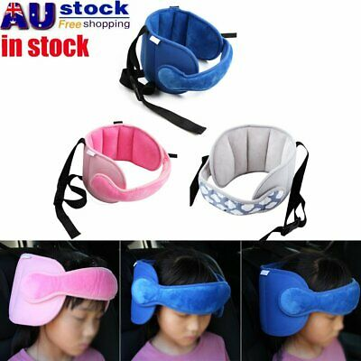 Baby Safety Car Seat Sleep Nap Child Kid Head Support Holder Protector Belt OD