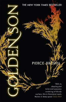 Golden Son: Red Rising Trilogy 2 (The Red Rising, Brown, Pierce, New