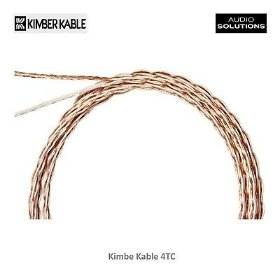 Kimber Kable 4TC Speaker Cable, (price $68 is per meter)