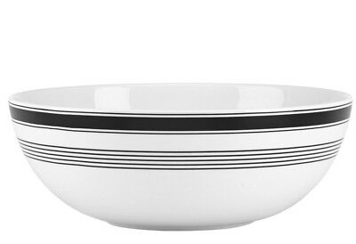 """Kate Spade New York Concord Square Round 9.5"""" Serving Bowl New in Box Lenox"""