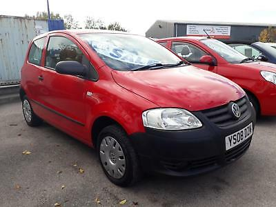 2008 Volkswagen Fox 1.2, Only 56,000 Miles, Ideal First Car