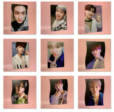 SF9 Official PHOTOCARD 6th Mini Album NARCISSUS Photo Card Only Emptiness Ver.