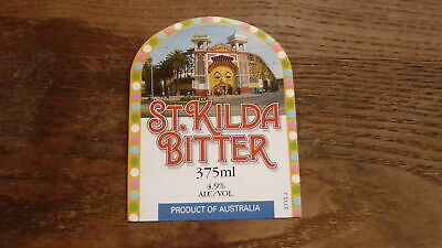 AUSTRALIAN COLLECTABLE BEER Label, Woolshed Brewery, Amazon