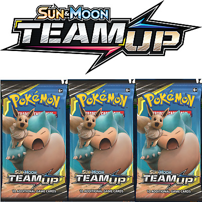 50x TEAM UP Pokemon Online in-Game Pack Codes Sent Fast !