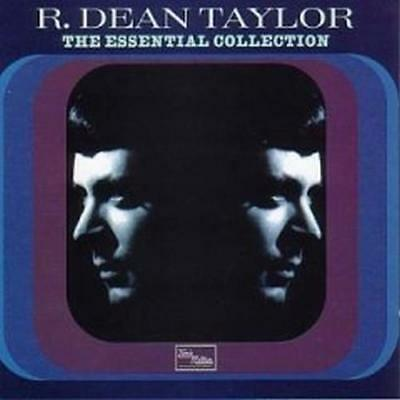 R DEAN TAYLOR Essential Collection NEW & SEALED Classic Motown Northern Soul CD