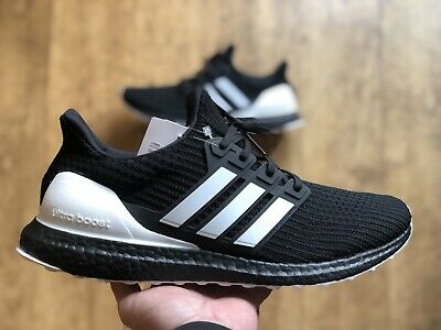 93451d275191a Adidas ultra boost dna Black white Black boost Uk 12.5 US 13 Brand new no  box