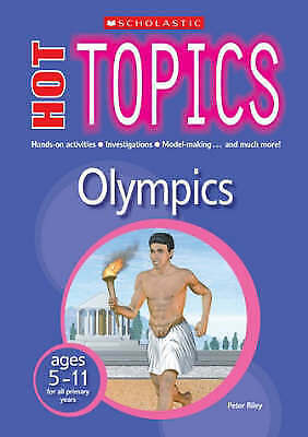 The Olympics by Peter D. Riley (Paperback, 2008)