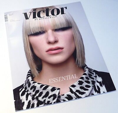 VERY RARE FIRST ISSUE: VICTOR BY HASSELBLAD 1 / 2006 FALL 'Essential'