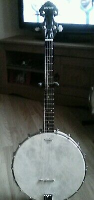 4 string Irish banjo