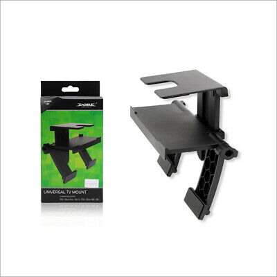 Stand Universale Tv Mount Per Xbox Kinect Playstation Camera Ps4 Wii Dobe