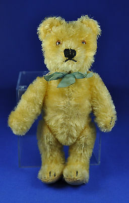 Steiff: Original Teddy Bär / Bear, gold, 5318,01, 1959-1964, ohne KFS / no IDs