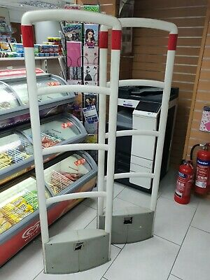 Checkpoint Rf Security Shop / Store Entrance Exit Door Gates Barriers Alarm