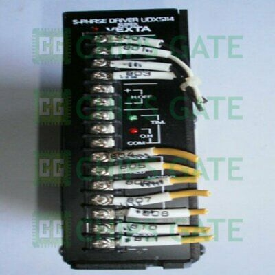 1PCS USED VEXTA UDX5114 5-PHASE DRIVER Tested in Good Conditon Fast Ship