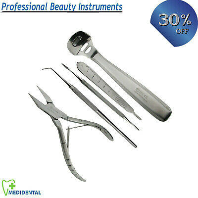 Coupe-Ongles Pro - Manucure & Pédicure Cuticule Ongle Tailleur Outils