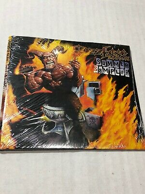 Ozzfest 2005 Summer Cd PROMO New Ozzy Arch Enemy In Flames Trivium It Dies Today