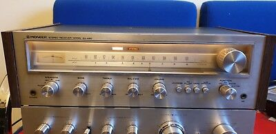 Pioneer Stereo Ricever Model  Sx-450