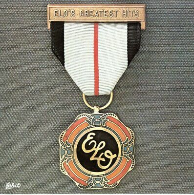 ELECTRIC LIGHT ORCHESTRA Greatest Hits CD Jet Early Pressing Pre Barcode