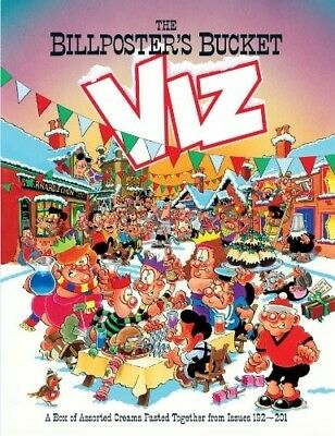 The Billposter's Bucket: Viz Annual 2013 (Annuals 2013), New Books