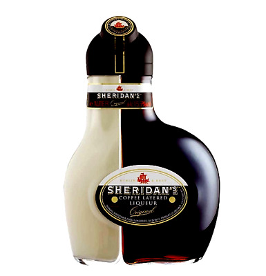 Sheridan's Coffee Layered Liqueur 15.50% 1L FAST DELIVERY & FREE SHIPPING