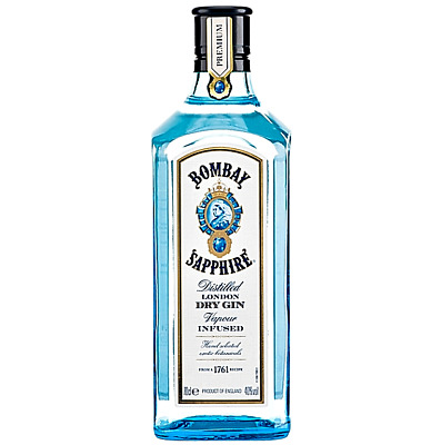 Bombay Sapphire UK London Dry Gin 40% 700mL FAST DELIVERY & FREE SHIPPING