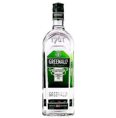 Greenall's Original London Dry Gin 37.5% 700mL FAST DELIVERY & FREE SHIPPING
