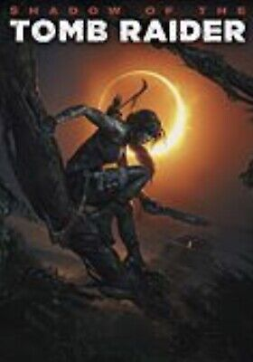 Shadow Of The Tomb Raider Deluxe Edition - Xbox One (Gift Card)