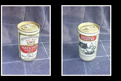 Old Collectable Usa Beer Can, National Bohemian Beer, Pleasant Living, St Maries