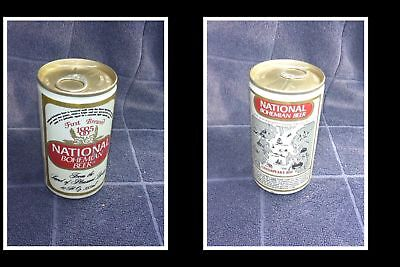 Old Collectable Usa Beer Can, National Bohemian Beer, P/L, Chesapeake Bay