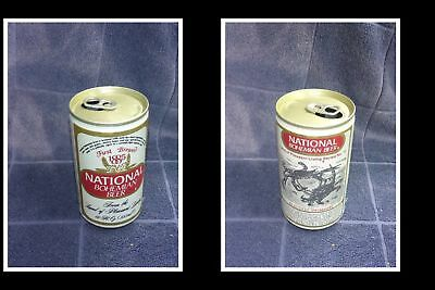 Old Collectable Usa Beer Can, National Bohemian Beer, Pleasant Living, Crabs